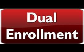 Dual Enrollment for Second Semester