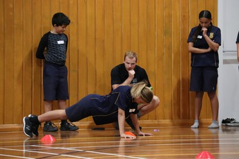 Year 7 & 8 Adrenaline Camps