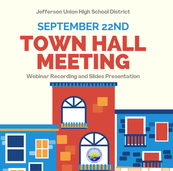 Did you miss our virtual Town Hall?