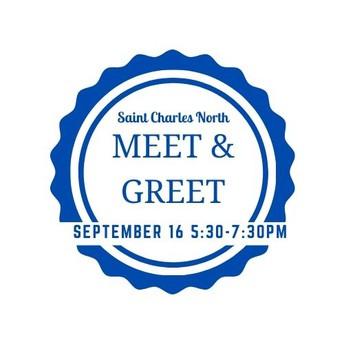 Saint Charles North Meet & Greet--September 16 5:30-7:30 pm