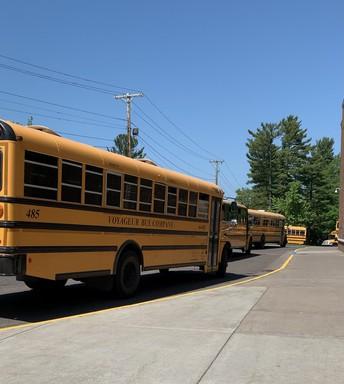 Student Drop Off & Pick up Parking