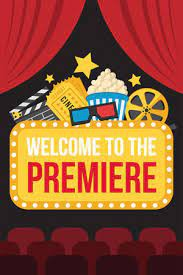 3rd Grade Movie Premiere!