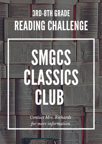 SMGCS Classics Club Challenge!