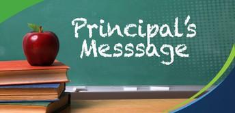 Message from Principal, Ms. Guyton      Mensaje de la Directora Guyton