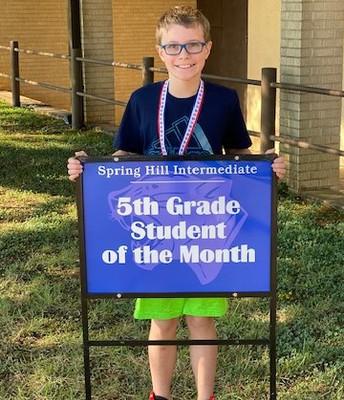 5th grade - Samuel Case