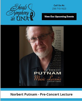 Norbert Putnam - Pre-Concert Lecture
