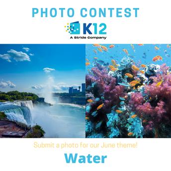 June Photo Contest: Water