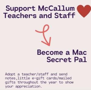Be a Secret Pal