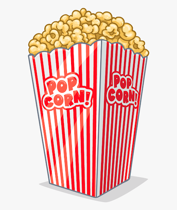 Tuesday Popcorn Orders