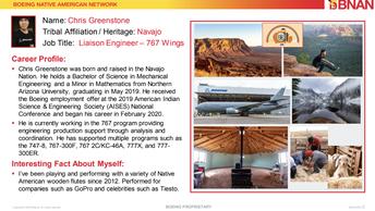 Chris Greenstone (Navajo)