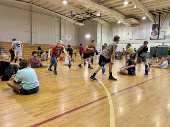 Ready, Set, Run Activity Time in Physical Education