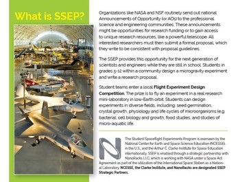 How does SSEP work?