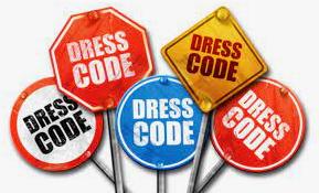 Irons Jr. High Dress Code