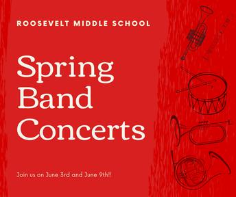 RMS Beginning Band Concert