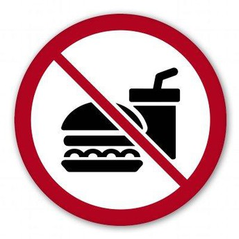 No Commercial Food Deliveries During School Day.