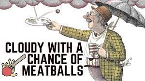 Grades 3-5 Cloudy with a Chance of...