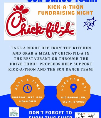 Kick-A-Thon Fundraising Night