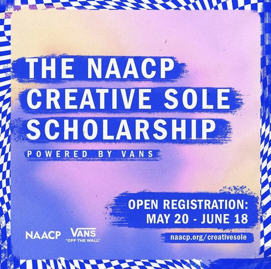 NAACP.ORG/CREATIVESOLE