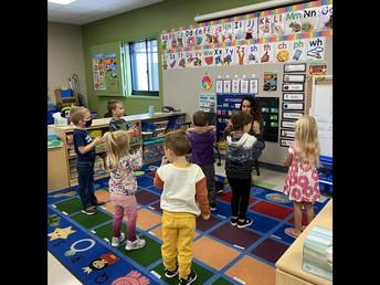 Preschool Music Time!