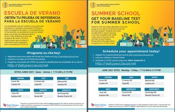 Taking Summer School Classes?