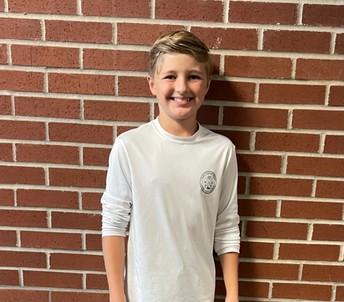 7th Grade: Jack Schwarz