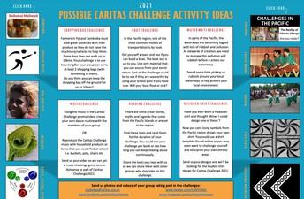 Caritas Lockdown Challenge