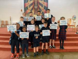 Values Certificate Winners