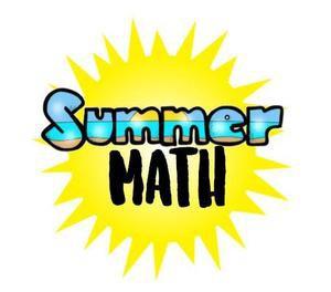 Keeping a Math Mindset This Summer