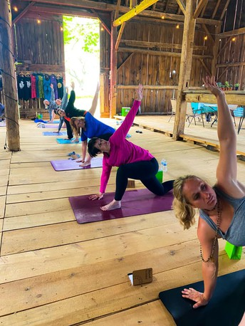 Get IN2 Yoga this All Summer Long!