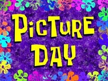 Student Picture Day:  Monday, September 13th