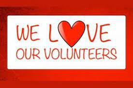 Welcome Volunteers...and October is Read-In Month!