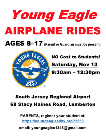 EAA Young Eagles Event