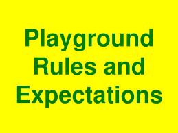 Playground Safety