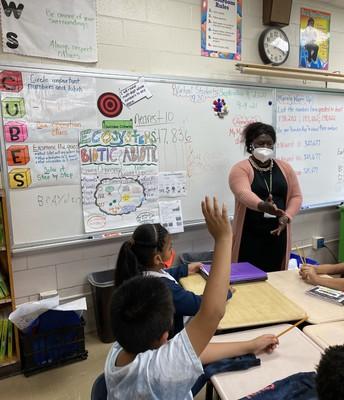 Ms. Walker's Class!