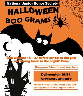 Halloween Boo Grams!