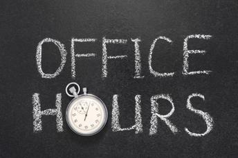 LEARNER SUCCESS TIP--Online Office Hours: High School Learners