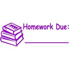 Week of June 1 Assignments Due