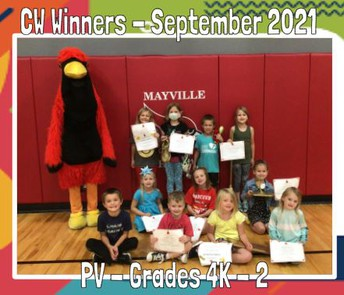 PV Sept. Monthly Winners