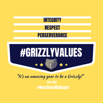 #GrizzlyValues