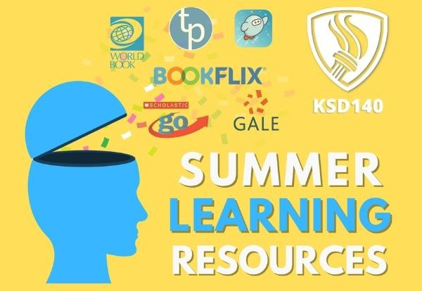 D140 Summer Learning Resources