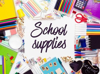 Suggested Classroom Supply Lists