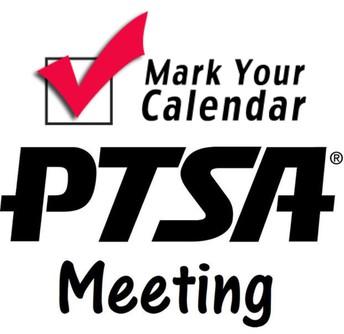 PTSA General Meetings