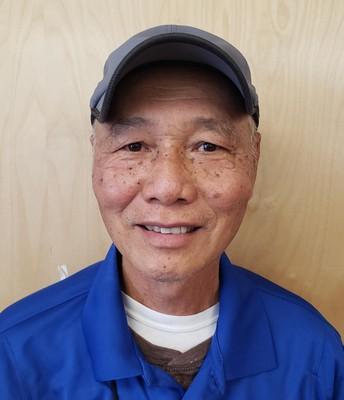 Mr. Nguyen - Custodian - 20 Years of Service