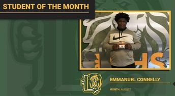 August Student of the Month