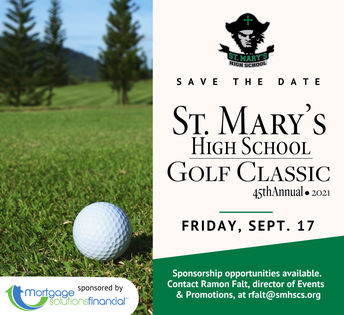 Save the Date: 45th Annual Golf Classic
