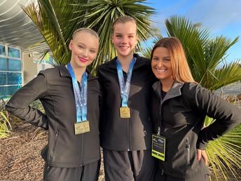 NZ National Aerobics Championships