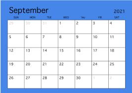 Mark Your Calendar (new dates added)