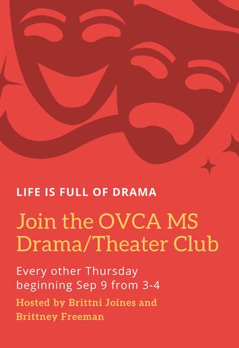 Drama/Theater Club