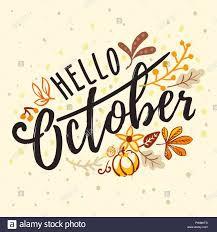 October Events: