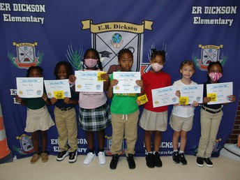 First Grade Bucket Fillers
